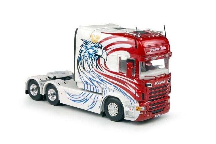 Scania Longline  Fritz Walter
