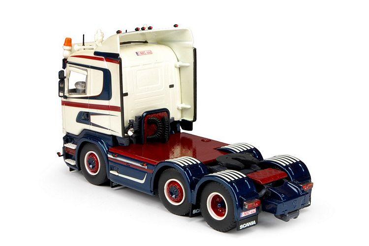 Scania Lowline 6x2 Smet Michael