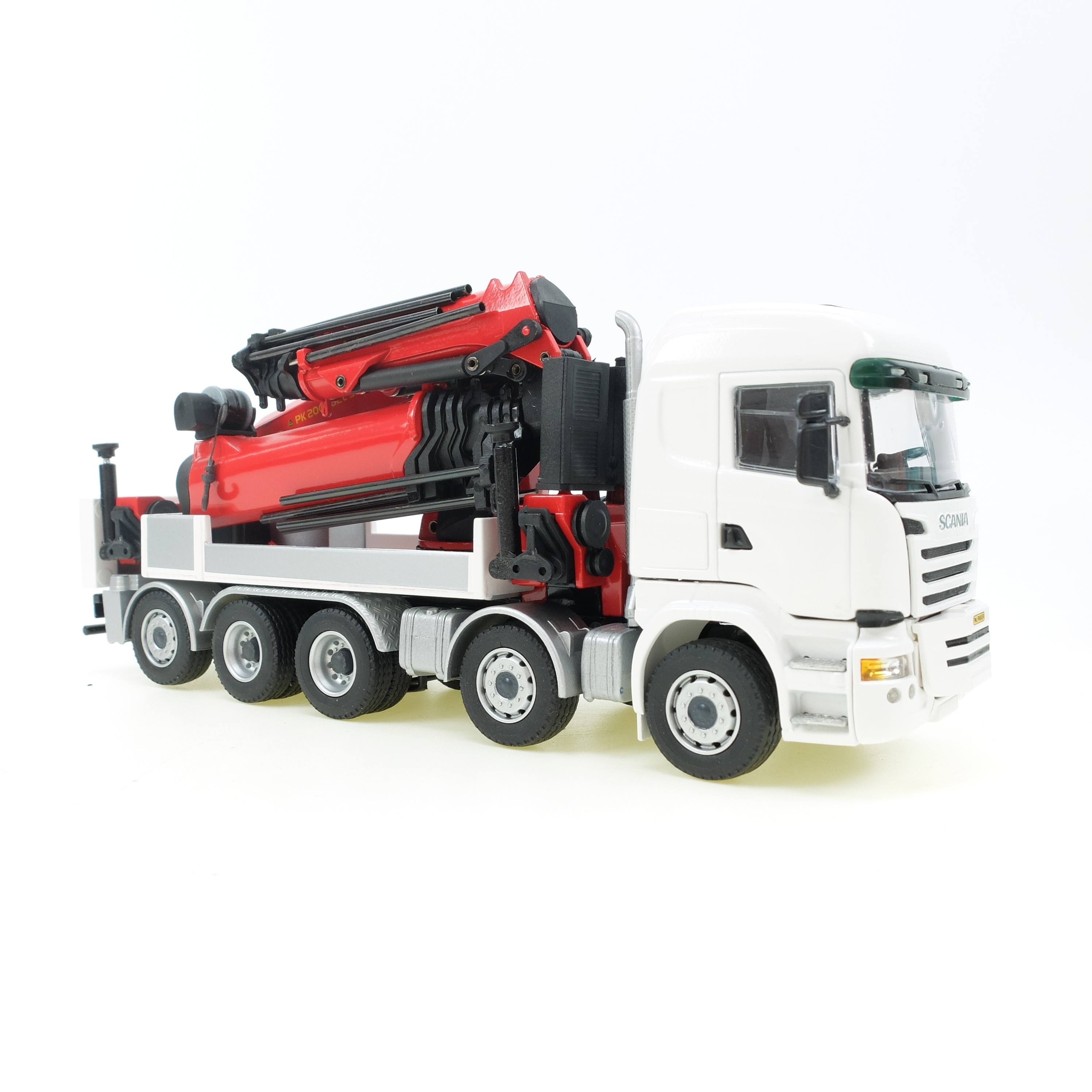 Scania mit Palfinger PK 200002L SH