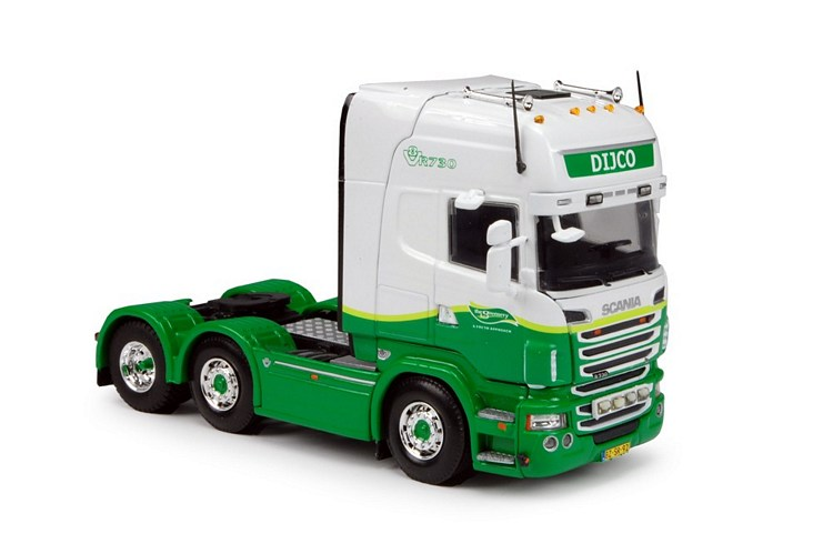 Scania neu R Serie Topline Eda Trans