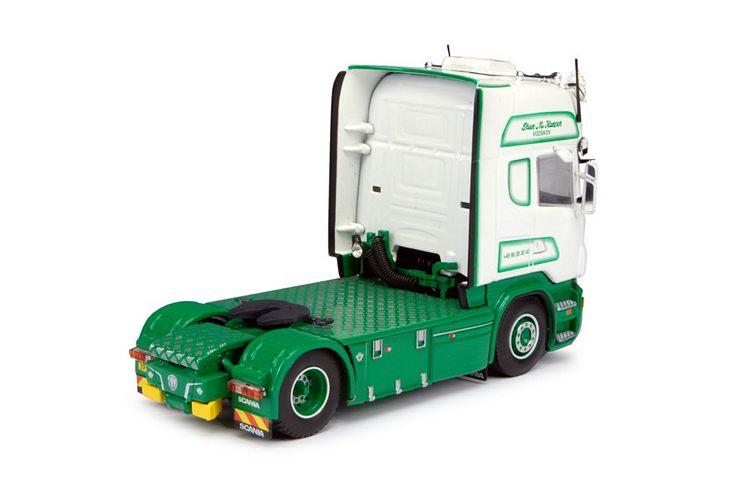 Scania neue R-serie Topline 4x2 Steen Hansen