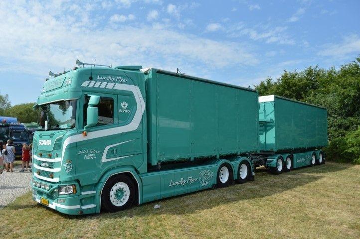 Scania Next Gen S-serie Highline Kombi Tipper Pedersen Jakob