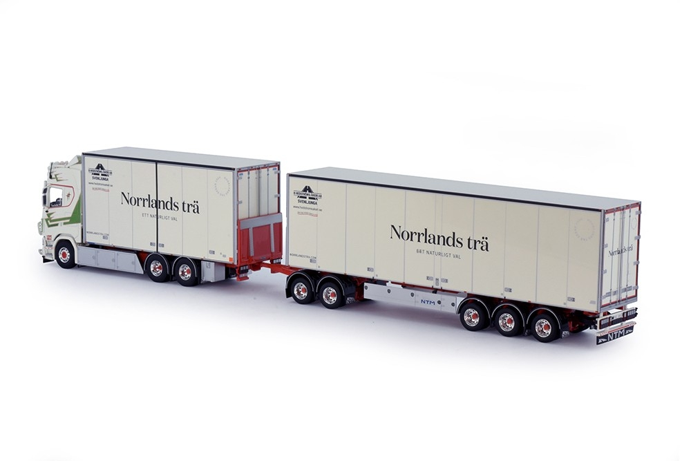 Scania Next Gen S-serie Schwedisch Kombi Hedstroms