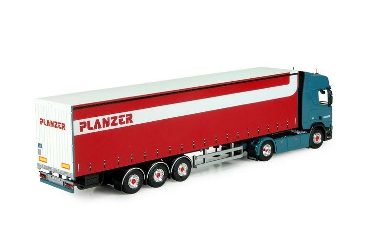 Scania NG R-serie Highline Schiebeplanen Planzer