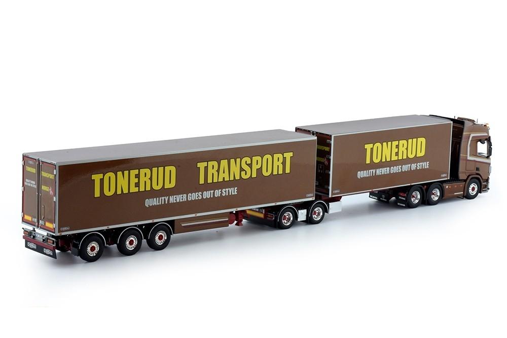 Scania NG R-Serie Highline Zamac Kuehlsattelauflieger Tonerud