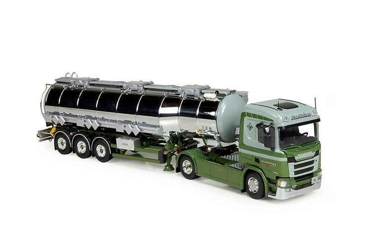 Scania NG R-Serie Tankauflieger  Staalduinen