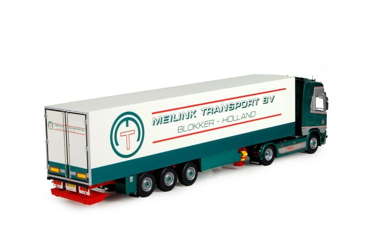 Scania NGS R-Serie Highline  Kuehlauflieger