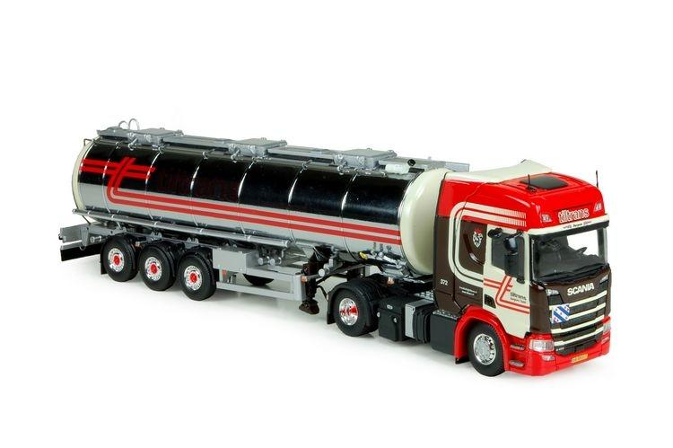Scania NGS R-Serie Highline tanktrailer Tiltrans