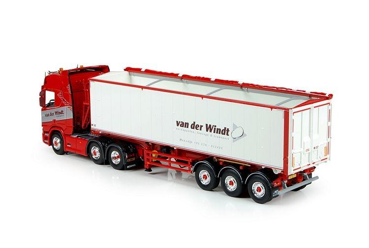 Scania NGS R Serie  Stas Kipper Windt Van der