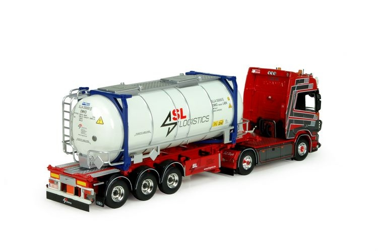 Scania NGS R-Serie  Swap Tankcontainer SL Logistics
