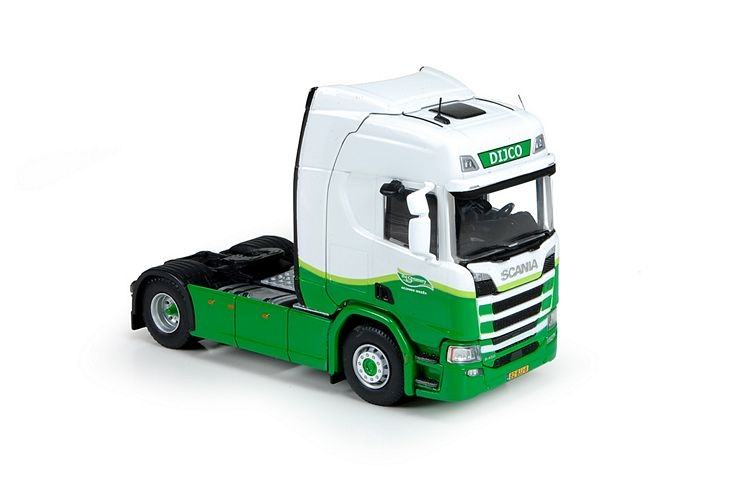 Scania NGS R450 4x2 Greenery