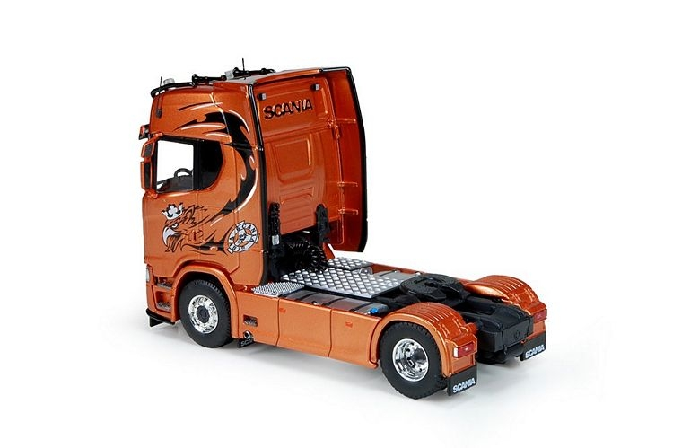 Scania NGS S serie Highline 4x2 TBP