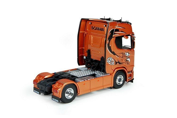 Scania NGS S serie Highline 4x2 TBP