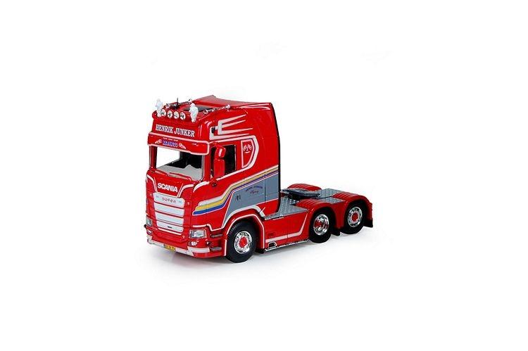 Scania NGS S Serie Highline  Junker Henrik