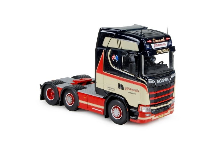Scania NGS S-serie Highline  Pedersen Jo