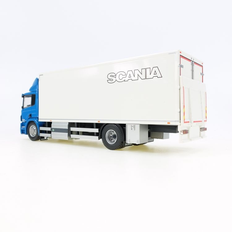 Scania P 280 4x2 Lkw  Ladebordwand