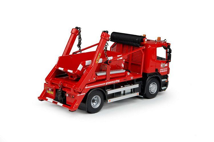 Scania P5 Absetzkipper Dool J.K. van den