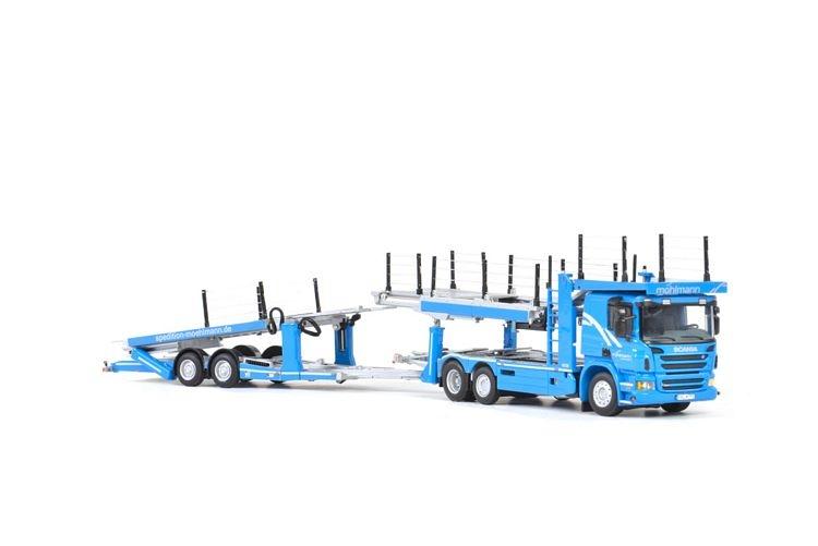 Scania P6  Car Transporter Moehlmann Automobil Logistik