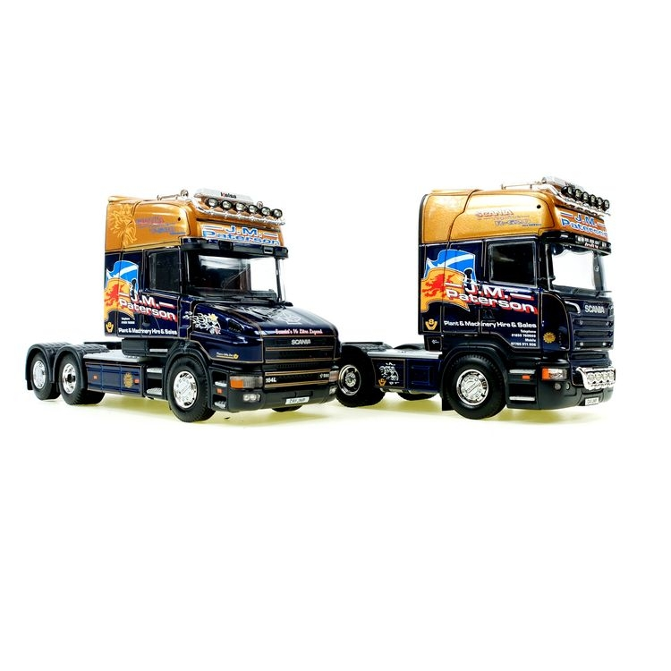 Scania Paterson SET 2013