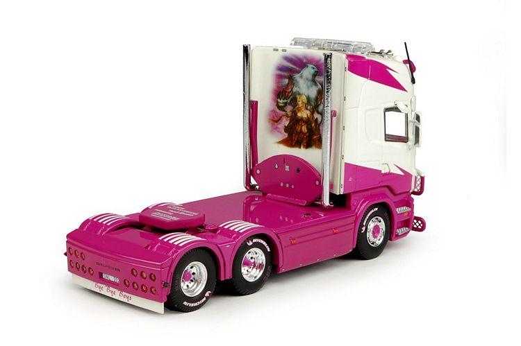 Scania R   MK Transporter