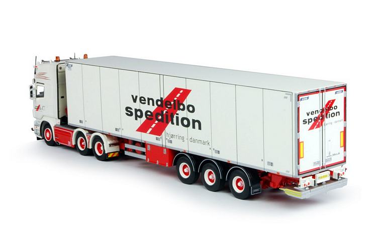 Scania R   Vendelbo