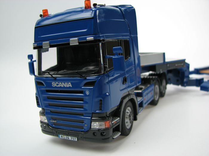 Scania R 3-Achs Nooteboom Pendel X 2-Achs