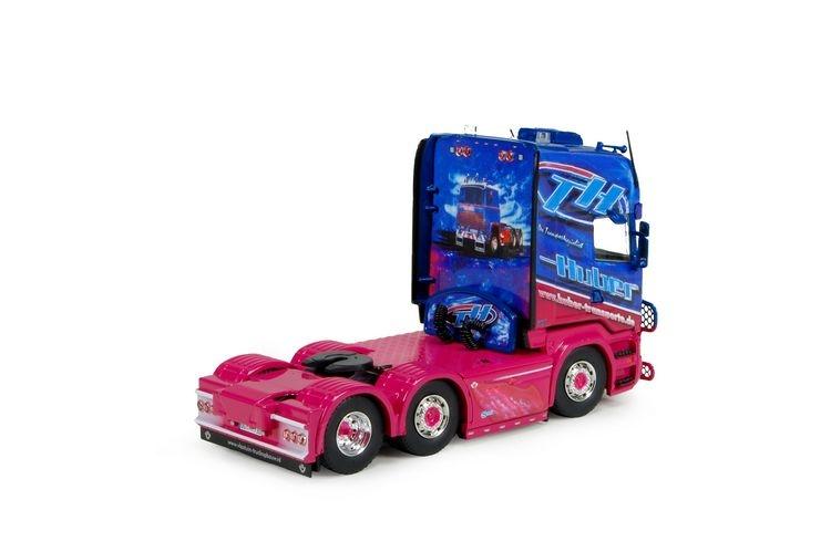 Scania R 730 Huber Transporte