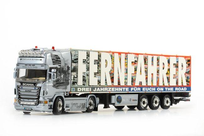 Scania R Bretagne Express