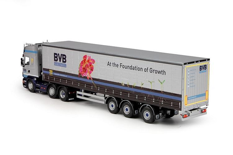 Scania R  BVB
