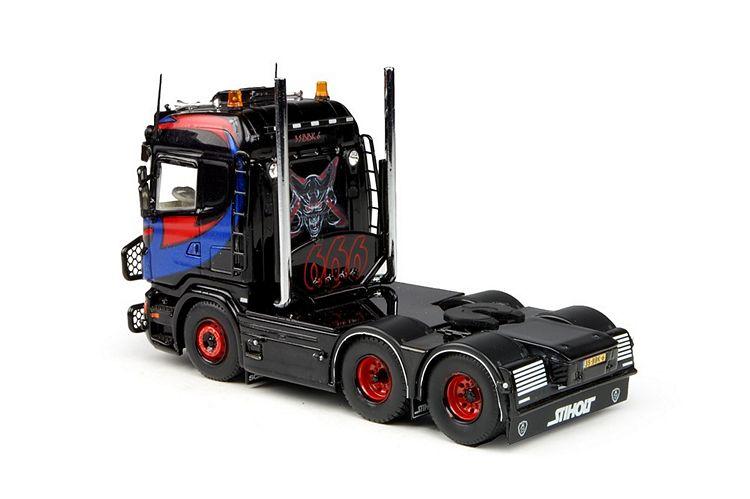 Scania R  Fransen Bart