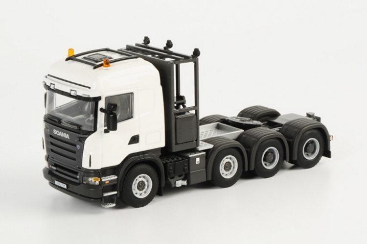 Scania R Highline 8x4 facelift