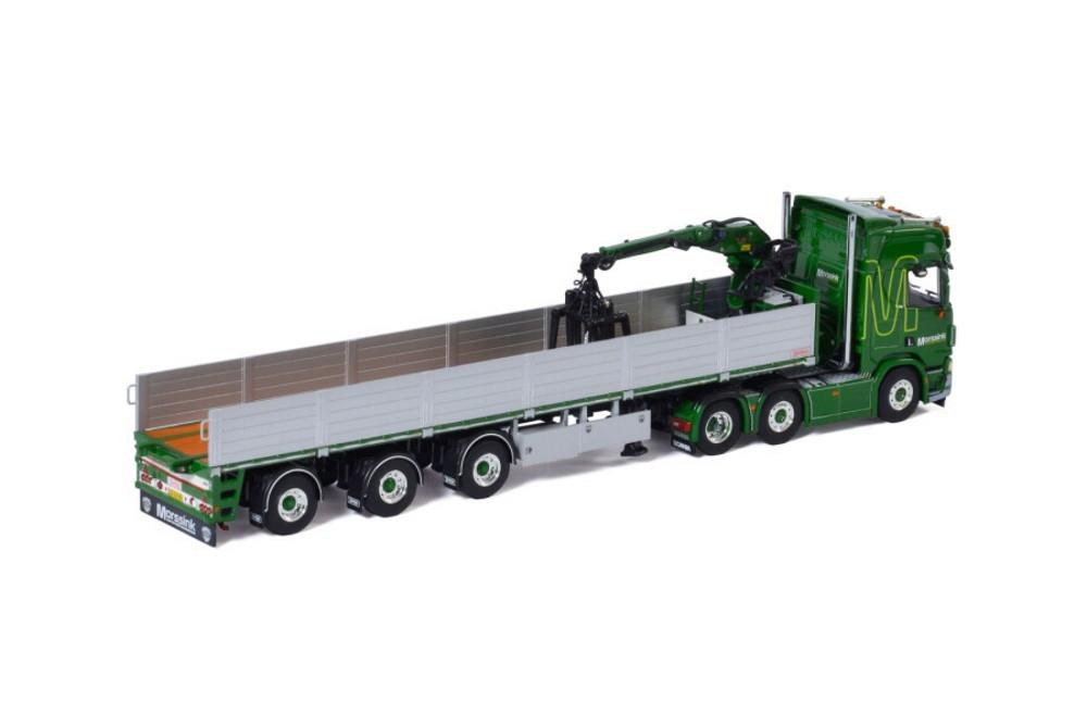 Scania R Highline CR20H   Brick Trailer   Morssink