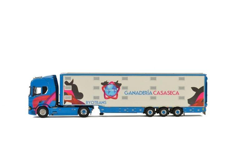 Scania R Highline CR20H Berdex Live Stock  Ganaderia Casaseca