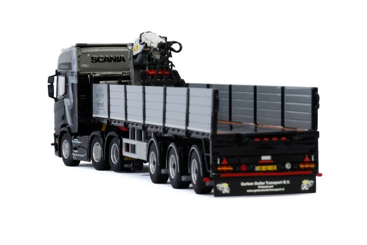 Scania R Highline CR20H Brick Trailer  Gerben Buiter
