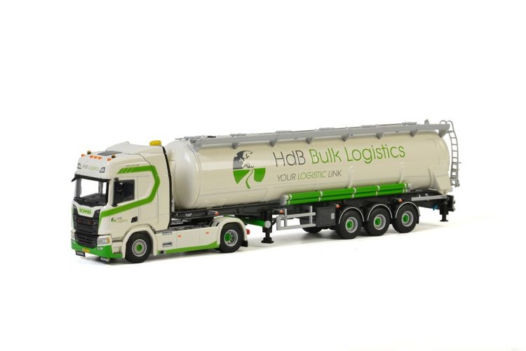 Scania R Highline CR20H Bulk  Tipper  HdB Logistics