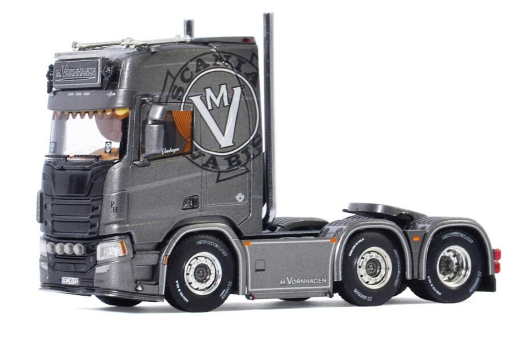 Scania R Highline CR20H  German Supertrucks  Vornhagen Marcus