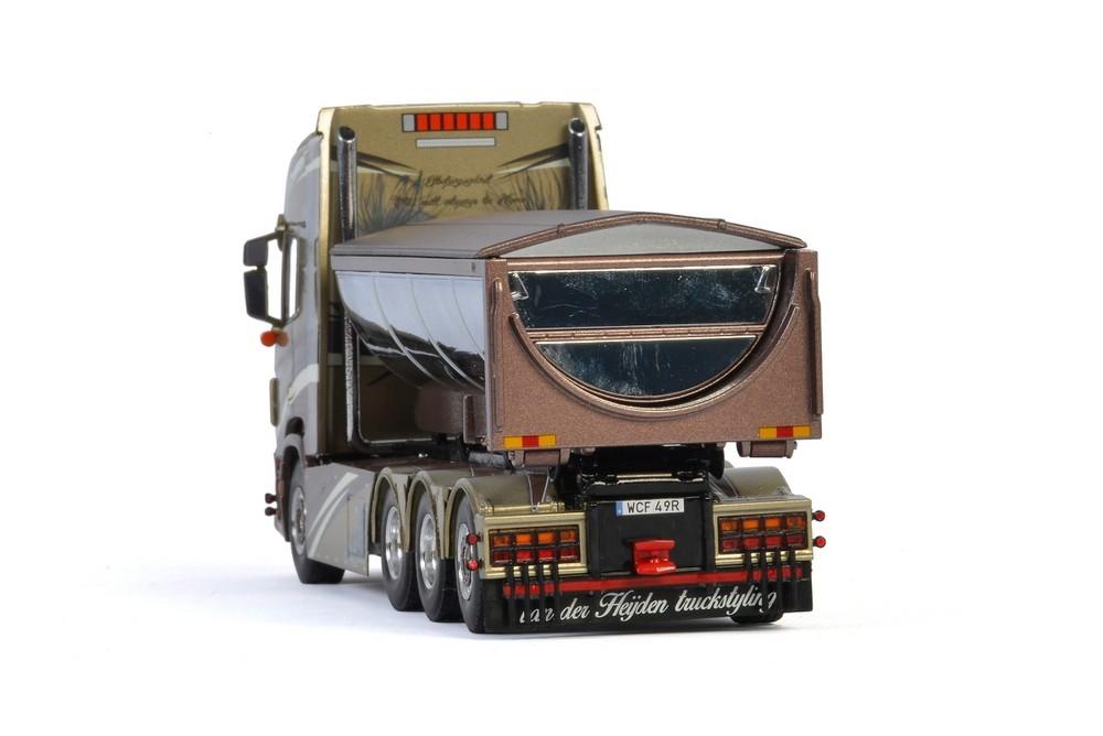 Scania R Highline CR20H Hooklift System  Per Broddes