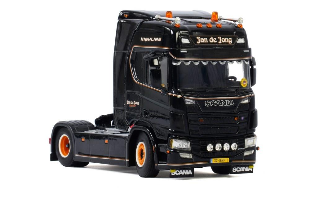 Scania R Highline CR20H  Jan de Jong