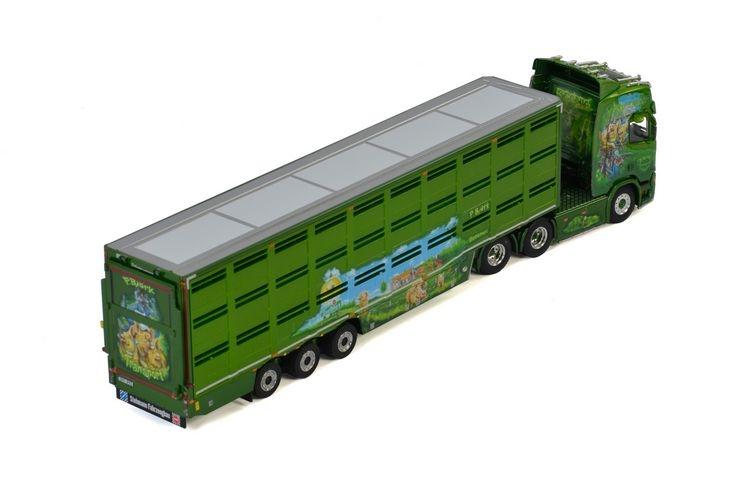 Scania R Highline CR20H Live Stock  P. Bjoerk