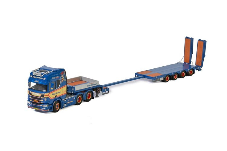 Scania R Highline CR20H  Low Loader  Erling Andersen