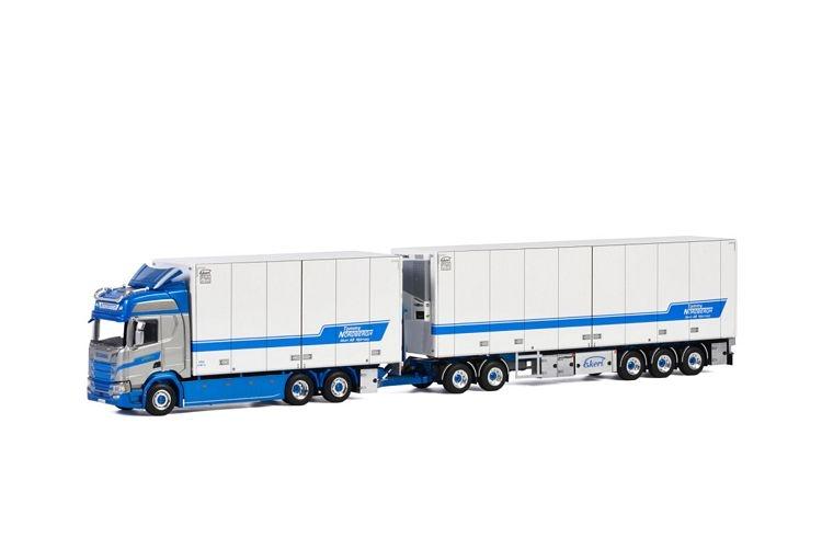 Scania R Highline CR20H LZV Combi Tommy Nordberghs