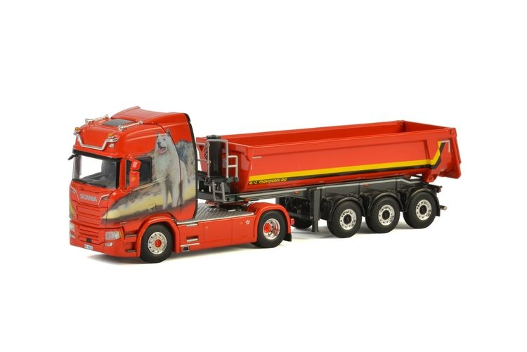 Scania R Highline CR20H Mayolani