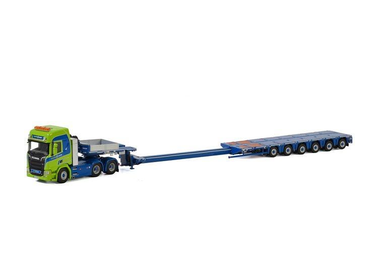 Scania R Highline CR20H MCO PX  Nordic Crane