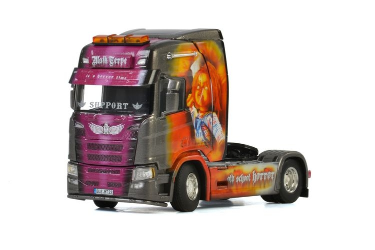 Scania R Highline CR20H MTS Maik Terpe