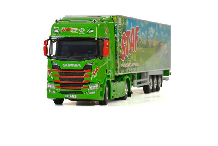 Scania R Highline CR20H Reefer  STAF