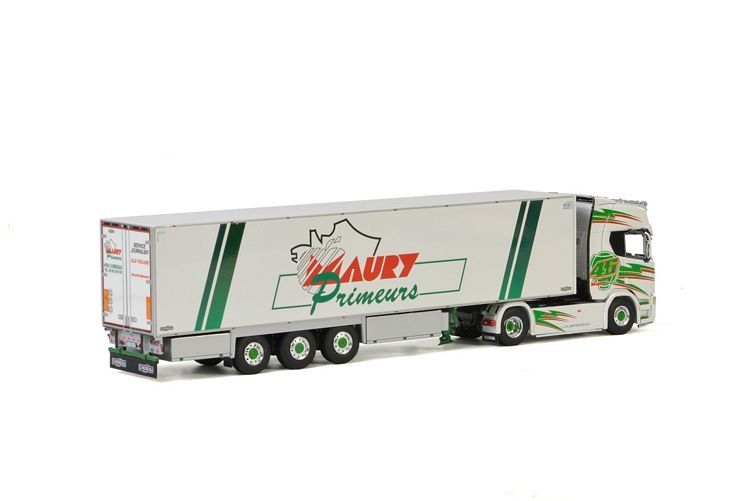 Scania R Highline CR20H Reefer  Transport Maury