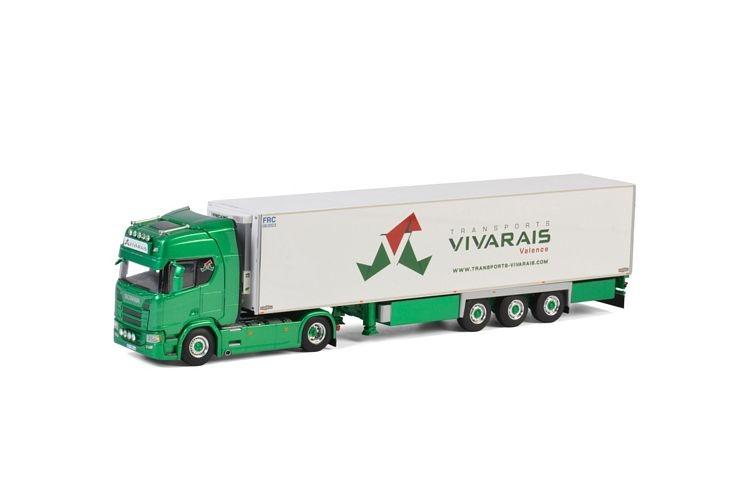 Scania R Highline CR20H Reefer  Vivarais