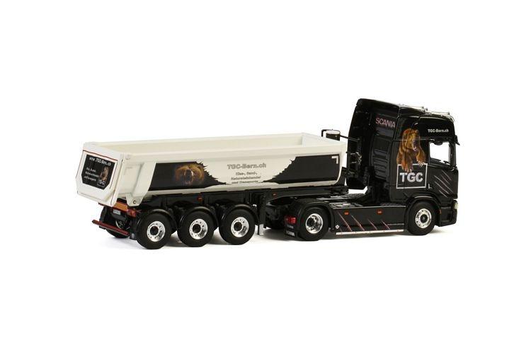 Scania R Highline CR20H Tipper TGC Bern