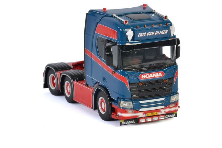Scania R Highline CR20H Twin Steer  Eric van Dijken