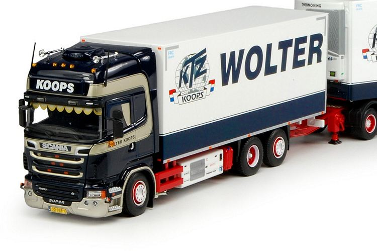 Scania R  Koops Wolter